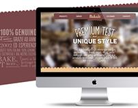Bake It - website