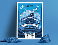 DFDS 150th Anniversary Poster Competition