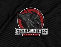 SteelWolves E-Sports - Rebrand Concept