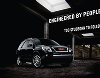 GMC Acadia Launch Campaign