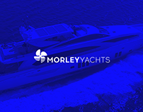 Rebranding for Morley Yachts Company