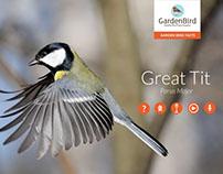 GardenBird online assets