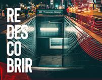 Projeto Redescobrir :: Estudo de Identidade Visual