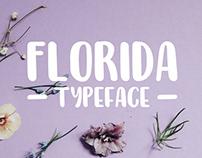Florida Typeface