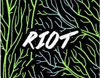 Flyer Riot / Djebali