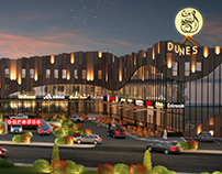 DUNES Commercial Center, Doha
