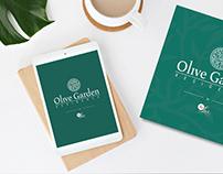 Broschüre Olive Garden