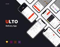 ULTO - iOS Delivery App