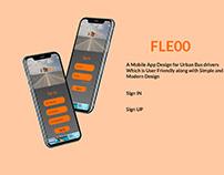 FLE00 Mobile App UI design