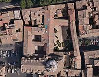 Architectural restoration_Roma__Tor di nona