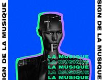 Design de la Musique