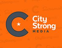 City Strong Media Rebrand