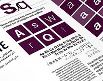 Student work: Typography — Layla