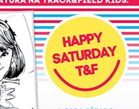 Track & Field Kids - Ativação