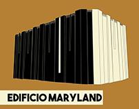 Afiches Edificio Maryland