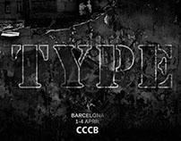 CCCB STREET ART TYPOGRAPHY