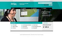 Orion New Zealand website