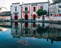 Hui Ancient Villages- 徽古村落