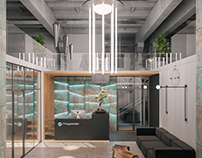 офис сети магазинов, товаров для туризма Flagman г,Киев