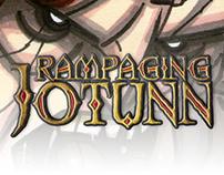 Rampaging Jotunn Board Game