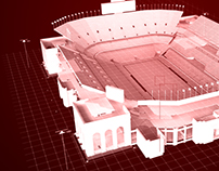 Texas A&M Kyle Field Opening Day Motion Graphic