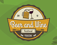 BEER AND WINE Festival (Rebrand & Creative Campaign)