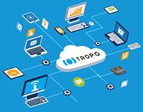 Tropo.eu / Cisco : Motion Graphics
