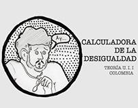 Teoria U.I.I Colombia - Calculadora de la Desigualdad