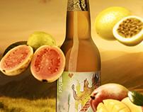 Cerveja To Øl Garden Of Eden Tropical Fruit IPA - 330ml