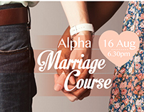 Marriage Course advertising