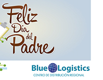 Banner BlueLOgistics