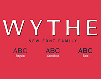 Wythe | Sans Serif Font