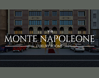 Via Monte Napaleone 219 Fasade