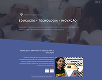 WebSite Professora Google