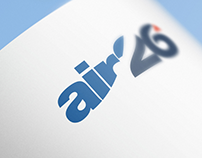 air26 Logo Design