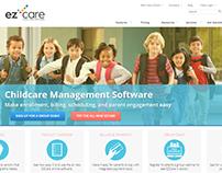WordPress Website Development & Redesign for EZCare