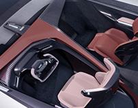 Cadillac ECOJET Interior Studio