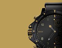 NIXON - ChronoX Watch