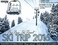 UCSD Ski Trip