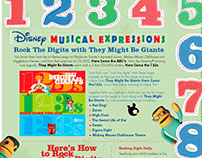 THEY MIGHT BE GIANTS: Magazine Ad