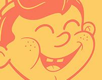 """""""Жора Клеточкин"""" Waffle house for kids"""