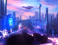 Ankara-Glimpse of the future