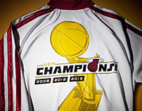NBA x Adidas Group SLD 2012-13