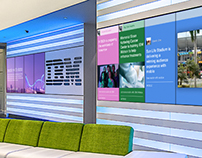 Made with IBM Media Wall Concepts