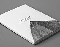 HÄUSER - New Catalogue