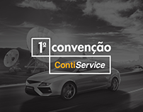 1st convention // contiservice