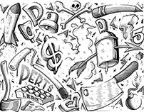 Various doodlez