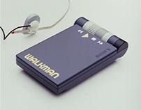 Sony Walkman Pro