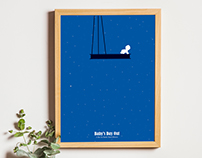 Minimal Poster - Baby's Day Out