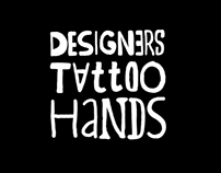 Designers Tattoo Hands Project by Ilyas.ru